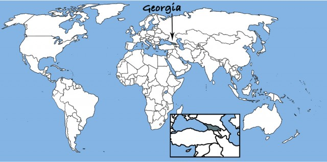 Introducing Georgia Things You Should Know About A Country You - Georgia map 21