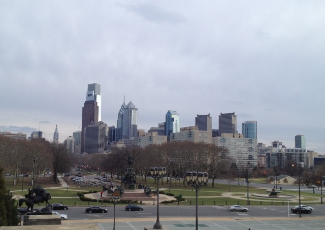 Downtown Philadelphia