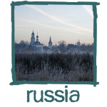Russia Tile